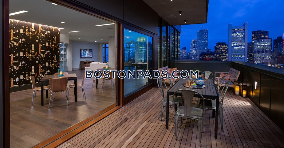 2 Beds 2 Baths - Boston - Seaport/waterfront $4,860