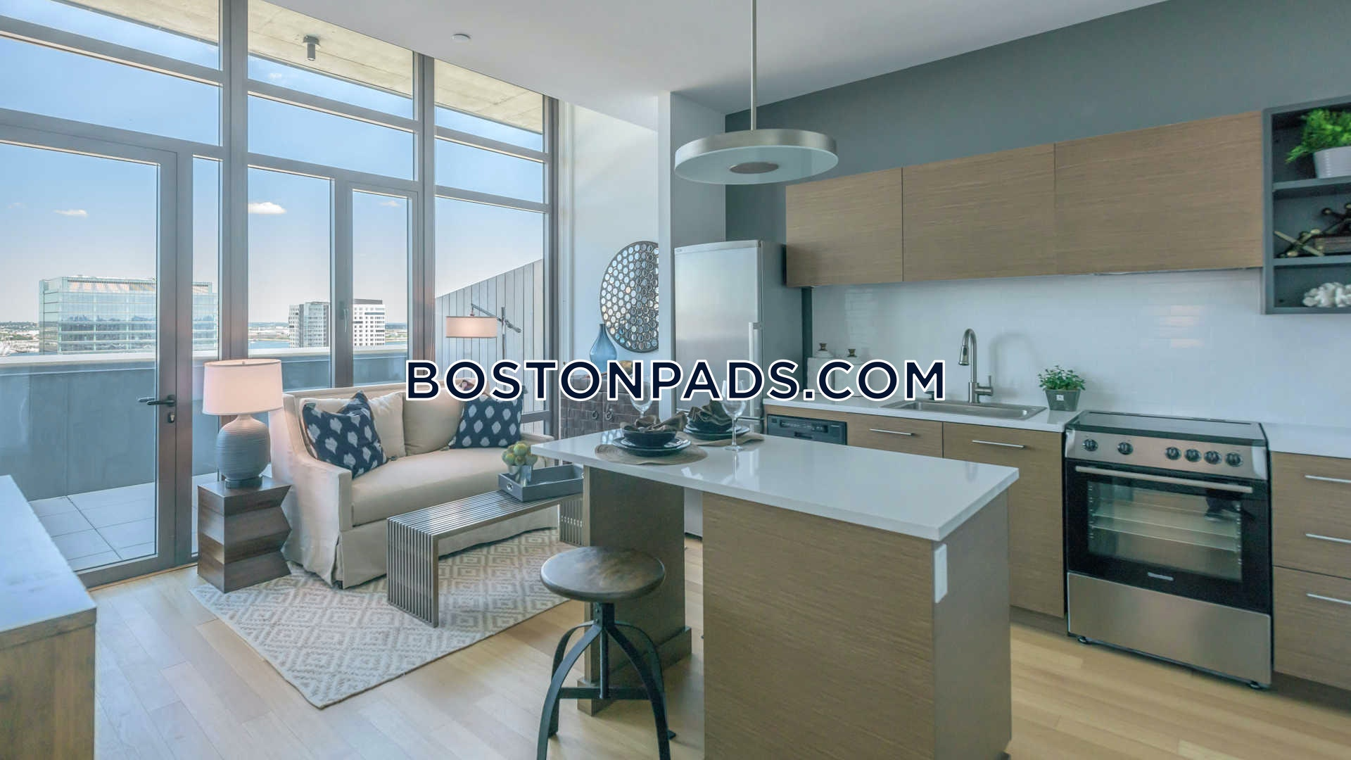 Seaport District Apartments | TRULY AMAZING 1 BED 1 BATH UNIT-LUXURY ...