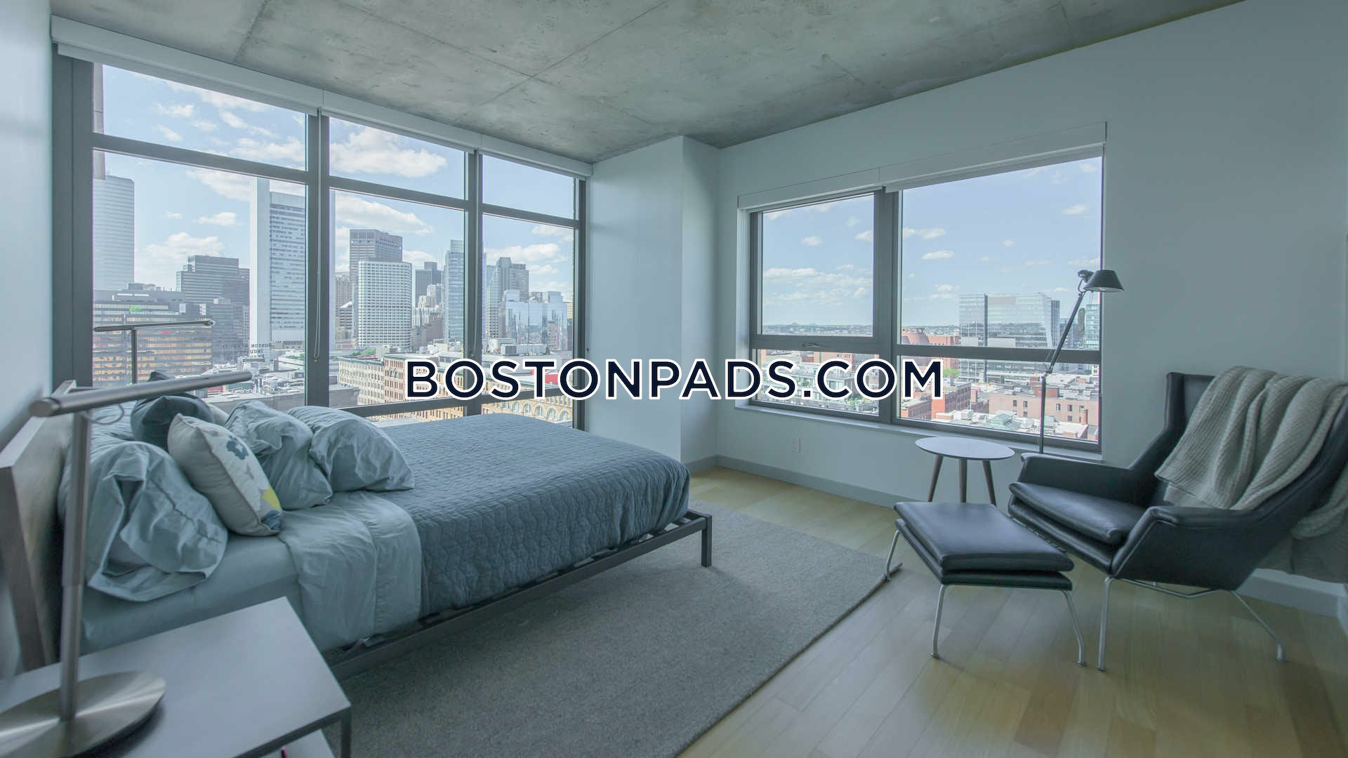 TRULY AMAZING 1 BED 1 BATH UNIT-LUXURY BUILDING CLOSE BY THE SEAPORT/ WATERFRONT  - Boston - Seaport/waterfront $2,915